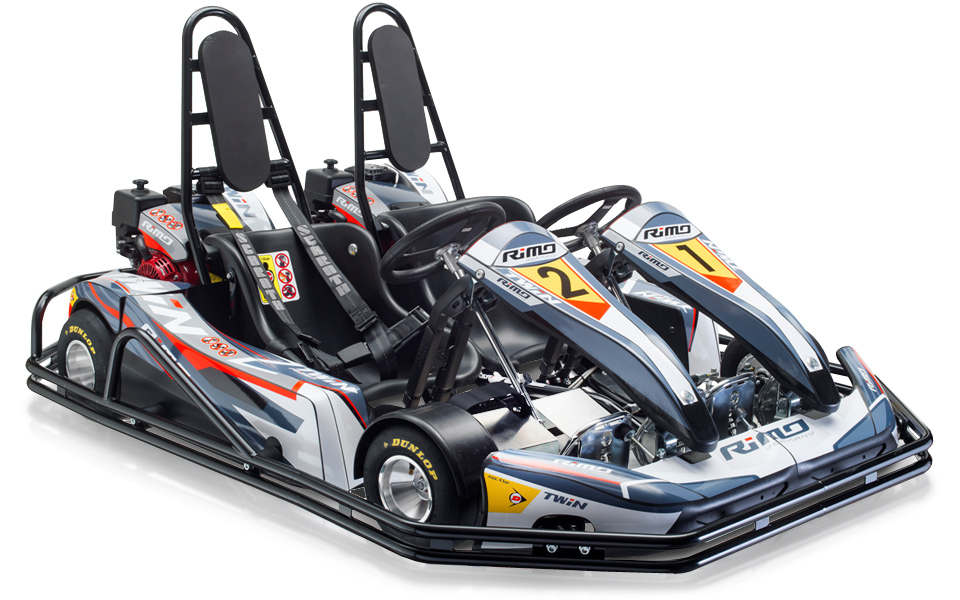 NEW RiMO TWiN Go-kart